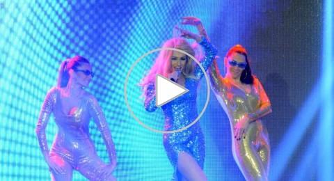 بالفيديو:تحرّكات مشاهير