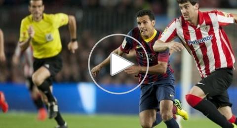 برشلونة يستعيد نغمة الانتصارات بفوز صعب على اتلتيك بلباو