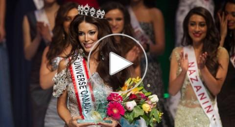 ايرانية تفوز على المتحولة جنسيًا في الجمال