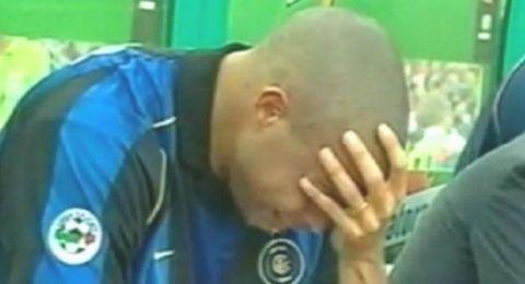 رونالدو البرازيلي يعيش نشوة الانتقام بعد 16 سنة من البكاء