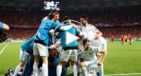 ريال مدريد يصنع التاريخ ويُتوج بطل اوروبا للمرة الثالثة عالتوالي