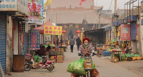 انتعاش السياحة المحلية في الصين