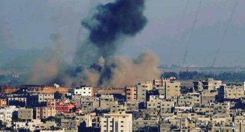 تقارير: غانتس ينظر في شن عملية عسكرية بغزة إذا فشلت التهدئة
