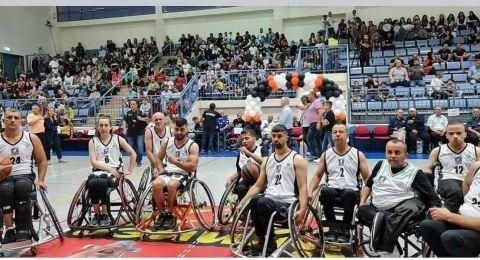 فخر كبير .. فريق مجد الكروم لكرة السلة لذوي التحديات يحصد كأس الدولة