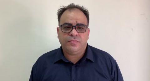 مصاروة يطالب نقابة المحامين بابداء موقف حول قانون منع لم الشمل