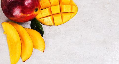 المانغو بديل رائع لكريمات العناية بالبشرة في الصيف