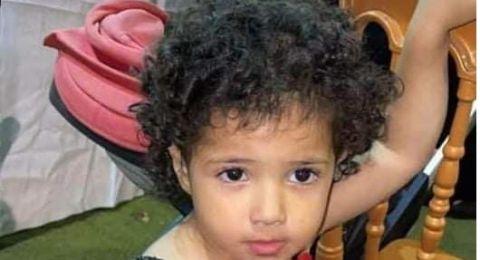 الاعلان عن وفاة الطفلة رؤيا أبو عجاج (عامان)رضيعة في كسيفة .. بقيت 7 ساعات داخل سيارة