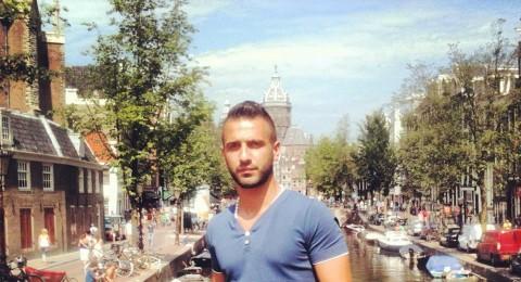 عبد نحفاوي يستنكر العدوان على غزة ويتلقى احتجاجا من جمهور بني يهودا