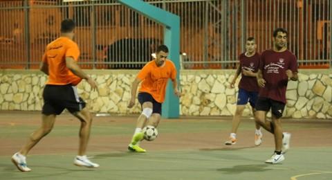 فريق هولندا يفوز في دوري رمضان لكرة القدم في كفرقرع