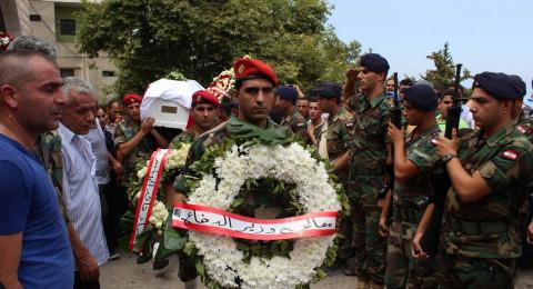 قتيل و4 جرحى للجيش اللبناني بانفجار لغم في جرود عرسال