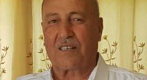 وفاة الحاج عرفات عارف زعبي (أبو السعيد ) من قرية الناعورة