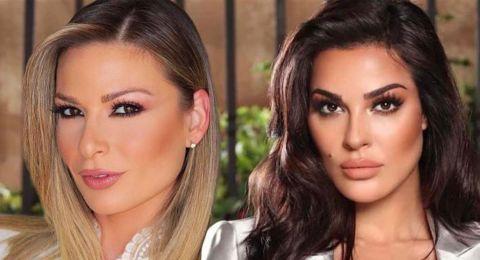 نادين نسيب نجيم ترد على باميلا الكيك: