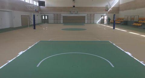 بلدية الناصرة: قاعة رياضية جديدة في حي بلال