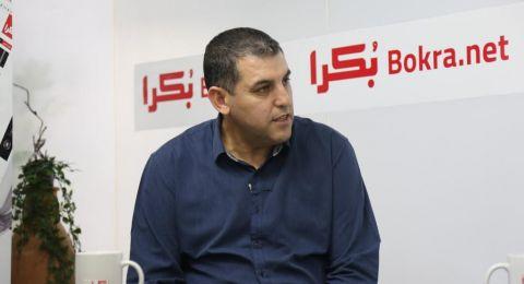 حسام ابو بكر لبكرا: الالاف ينضمون الى سوق للبطالة بسبب الاغلاق والطلبات تنهال على مكاتب التأمين الوطني