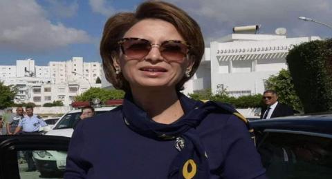زوجة الرئيس التونسي تأخذ إجازة بدون مرتب لمدة 5 سنوات