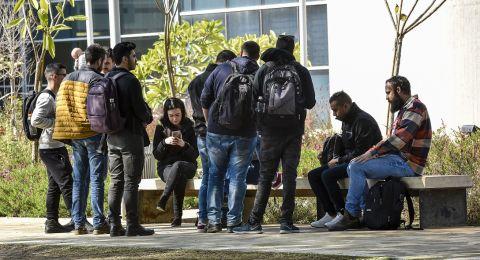 اتاحة التعليم العالي للطلبة العرب:  لأول مرة اكثر من 50000 طالب من المجتمع العربي