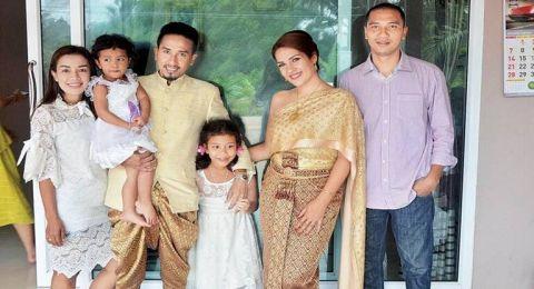 قصة حب بين كويتية وتايلندي تتكلل بالزواج