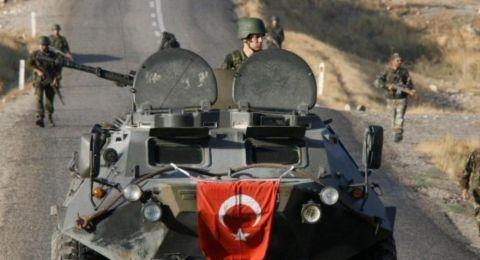 مقتل عسكري تركي وإصابة آخر في تل أبيض شمالي سوريا