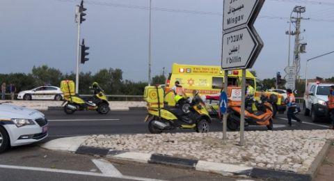 شفاعمرو: مصرع شابة بحادث طرق  واصابة 3 آخرين
