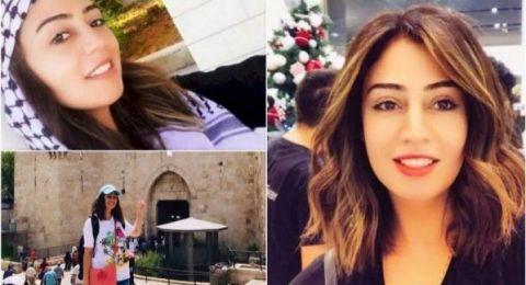 النائب جبارين يطالب بإطلاق سراح الأسيرة هبة اللبدي