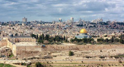 أوكرانيا تعتزم افتتاح مكتب دبلوماسي لها في القدس
