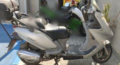 باقة الغربية: توقيف سائق دراجة نارية، بدون رخصة ومسروقة!