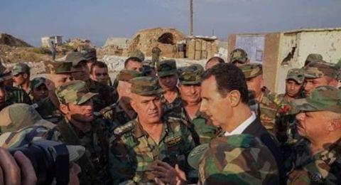 الأسد من ريف إدلب: إردوغان لصّ ومعركة إدلب هي الأساس
