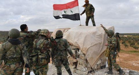الجيش السوري يتقدم في منطقة الحسكة .. والأسد يزور ريف ادلب