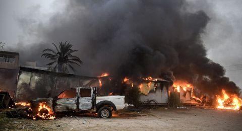 احتجاجات العراق.. 24 قتيلاً و1800 جريح