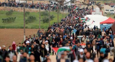 جمعة (أسرانا - أقصانا - قادمون).. ثمانية إصابات برصاص الاحتلال شرق قطاع غزة