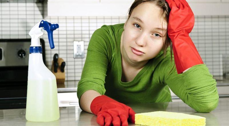 العمل في المنزل.. كم عدد السعرات الحرارية التي يحرقها؟
