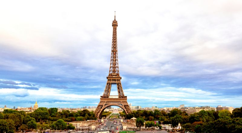 اجمل المناطق السياحية في باريس