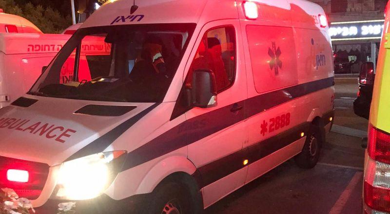 شجار في كفر ياسيف يسفر غن اصابة اب وابنه