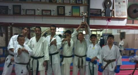 رابطة الكراتية تقيم بطولة تحدي بين المدارس