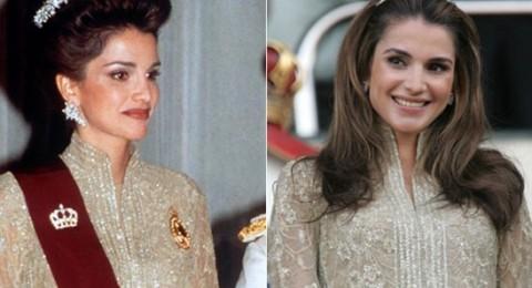من هم المصممين العرب المفضلين عند الملكة رانيا؟