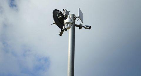 حيفا: قريبًا نشر 100 كاميرا في الحليصة ووادي النسناس بتكلفة 2 مليون شيكل
