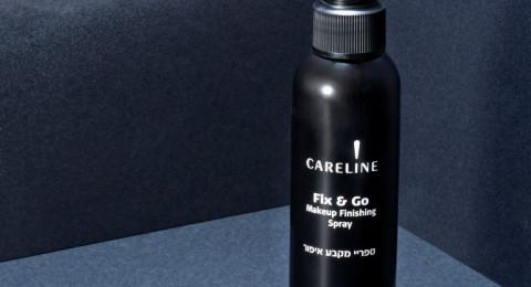 Careline مرَشًا جديدًا يعمل على تثبيت ماكياج الوجه