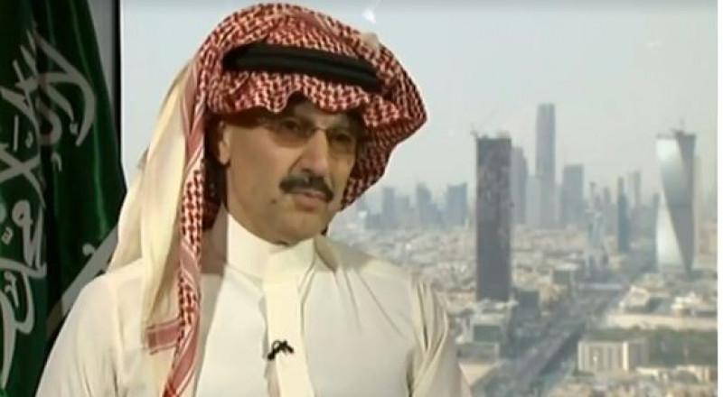 شاهد يروي ماذا يحدث للأمير الوليد في تحقيقات الفساد في السعودية