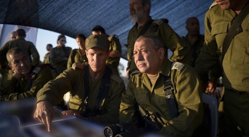 الجيش الإسرائيلي يتحدث عن اكثر المخاطر التي يواجهها