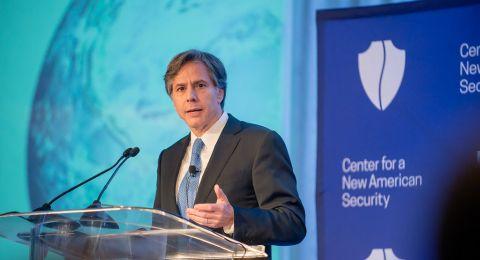 وزير خارجية أمريكا: حل الدولتين الافضل لمستقبل اسرائيل
