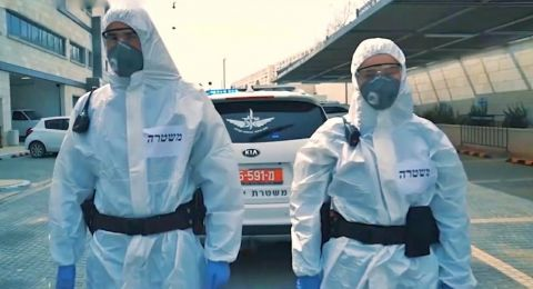 إسرائيل: استمرار انخفاض المنحنى الوبائي ونسبة العدوى بفيروس كورونا