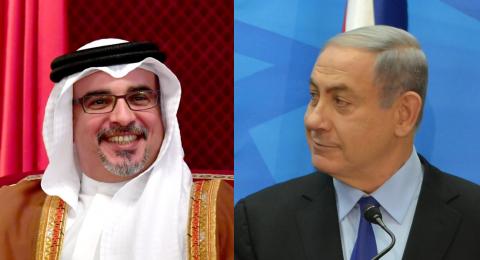ولي عهد البحرين يجدد دعوة نتنياهو لزيارة المنامة