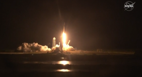 جامعة تل أبيب تطلق أول نانو قمر اصطناعي الى المدار حول الارض