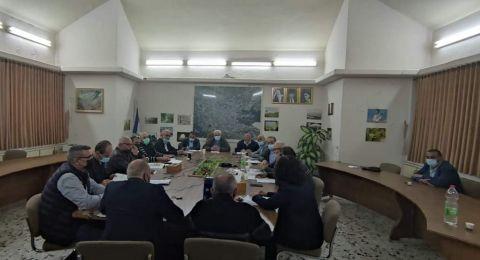 المجلس البلدي في شفاعمرو يصادق على ميزانية سنة 2021 بقيمة 247 مليون شاقل