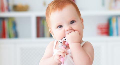 ما هي اسباب تاخر تسنين الاطفال؟