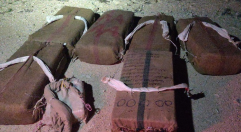 اسرائيل: احباط عملية كبيرة لتهريب المخدرات على الحدود المصرية