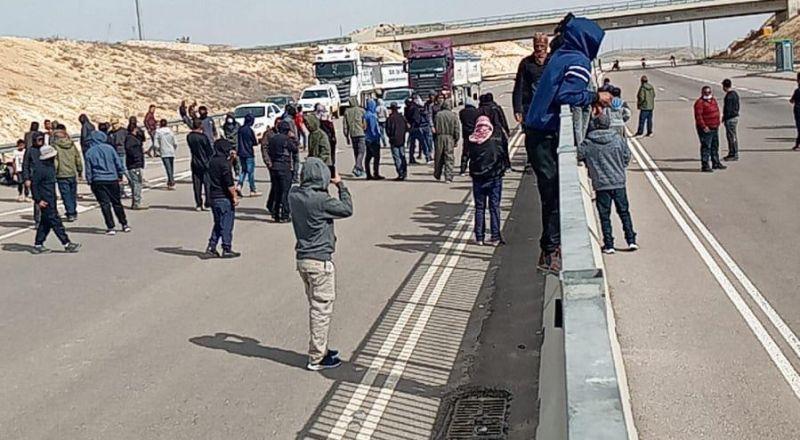 بعد اقتحام قرية الاطرش: مواجهات واعتقالات