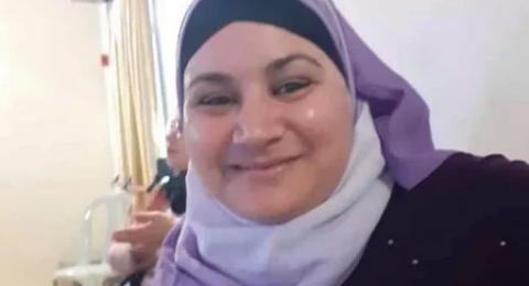 طعنها أمام أطفالهما حتى الموت .. إدانة زوج أمينة فرحات بقتلها
