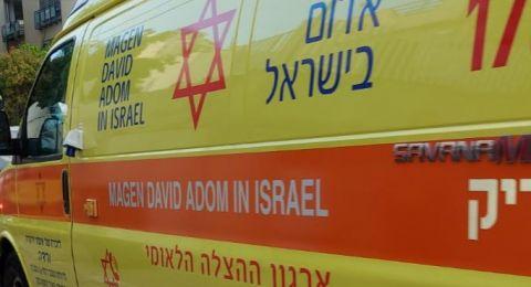 إصابة حرجة لطفلة في شقيب السلام
