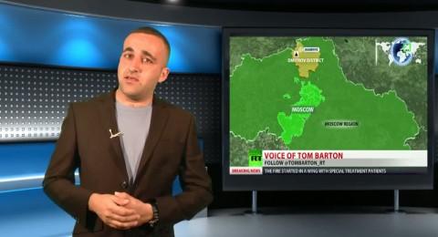 من الآخر 26.4.2012 - حزب الله VS إسرائيل